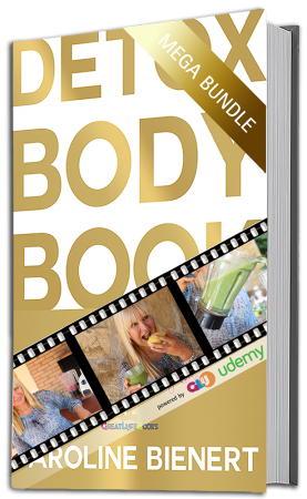 DETOX BODY BOOK & UDEMY ONLINE KURS ALS MEGA BUNDLE